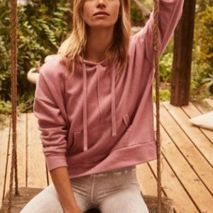 Free People Movement Work It Out Hoodie Pirouette